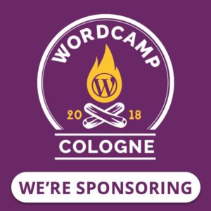 We are Sponsoring